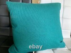 NEW Polo Ralph Lauren Alsten Bear Martini 18 x 18 Decorative Pillow Green