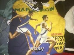NWT Polo Ralph Lauren Chariots Marathon Vintage Track & Field Stadium 92 Medium