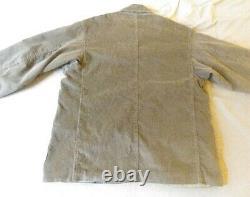 NWT Polo Ralph Lauren Mens Vintage Corduroy Barn Jacket/Coat Size L Beige