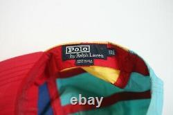 OG Vintage Ralph Lauren Polo 1992 Easter Hat Long Bill Rare Fitted Stadium Cap