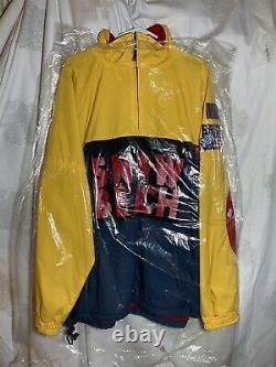 Original 1993 Vintage Polo Ralph Lauren Snow Beach Lo Life Size Mens Large