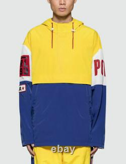 POLO RALPH LAUREN Limited-Edition CP-93 P2 Pullover Jacket Vtg Stadium L Large
