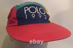 POLO Ralph Lauren POLO 1992 Men's Vintage Easter Hat -OG ORIGINAL
