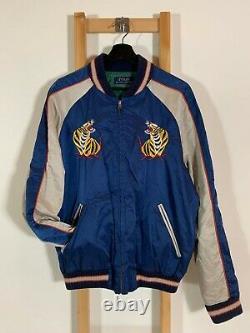 Polo Ralph Lauren Large Hawaii Souvenir Jacket Vintage Mercer @Domingos. Sundays