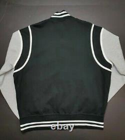 Polo Ralph Lauren Pwing 1992 Varsity Vintage Stadium Jacket Size Large