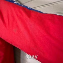 Polo Ralph Lauren USA Vintage Snowbeach Stadium Down Jacket Cookie Coat Mens S
