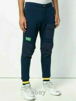 Polo Ralph Lauren VTG Hi Tech Hybrid Jogger Sweatpants Pants Snow Beach Stadium