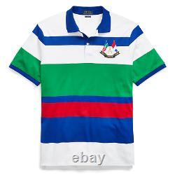 Polo Ralph Lauren Vtg Retro CP 93 Sailing Regatta 20th Anniversary Polo Shirts