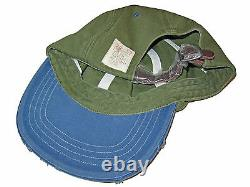 Polo Ralph Lauren Weathered Fly Fishing Sportsman Outdoorsman Vintage Hat Cap