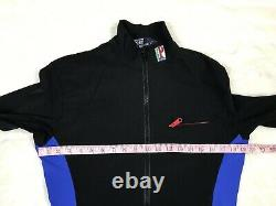 Polo Sport Ralph Lauren Racing Wing 1992 Vintage Ski Snow Suit Size M RARE