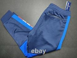 Polo Sport Ralph Lauren Vtg Retro Colorblocked Track Jogger Sweatpants Men's XL