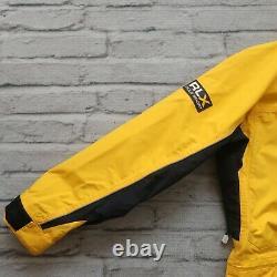 RLX Polo Sport Goretex Ski Snow Parka Jacket Water Resistant Ralph Lauren Vtg