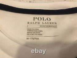 Rare NWT 2018 Polo Ralph Lauren SLAM US Open Tennis Shirt 1992 Sport vtg