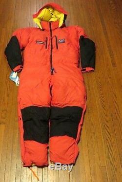 Rare VTG 90's 1993 Polo Sport Ralph Lauren Mount Everest Ski Snow Suit sz M