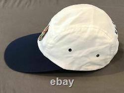 (Rare VTG) Polo Ralph Lauren Long Bill Panel Cap / Supreme sport snow beach hat