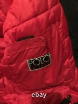 VTG Polo Ralph Lauren RL2000 Hi-Tech Motorcycle Jacket