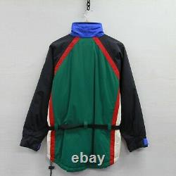 Vintage 1992 Polo Ralph Lauren P Racing Insulated Ski Jacket Size Small 90s PRL1