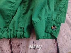 Vintage 1992 Polo Ralph Lauren RL-92 Green Red Jacket Large