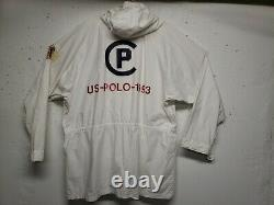 Vintage 90's Polo Ralph Lauren CP93 Sailing Jacket Toggle Coat 1993 Mens XL