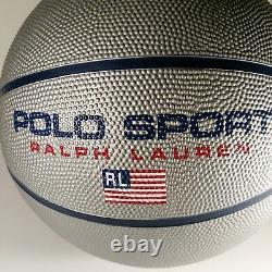 Vintage 90's Ralph Lauren Polo Sport Rawlings USA Basketball Rare