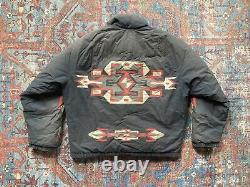 Vintage Polo Ralph Lauren Aztec Puffer Southwestern S/M Carhartt Patagonia USA