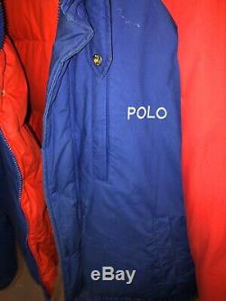 Vintage Polo Ralph Lauren Jacket Ski