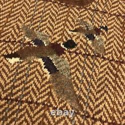 Vintage Polo Ralph Lauren Mallard Duck Sweater 100% Wool Men's Large
