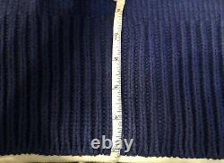 Vintage Polo Ralph Lauren Polo Sport Knit Varsity Sweater POLO Spellout 2XL XXL