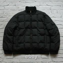Vintage Polo Ralph Lauren Quilted Down Puffer Jacket Size M