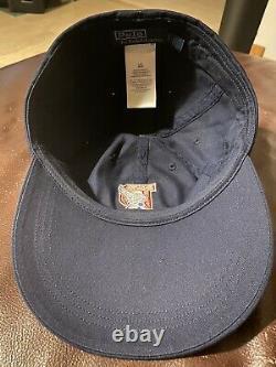 Vintage Polo Ralph Lauren Retro 1992 Stadium Pwing Hat sz. L