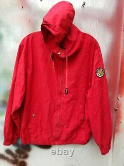 Vintage Polo Ralph Lauren Sportsman Cookie Windbreaker crest Jacket xl