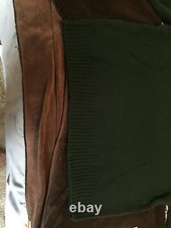 Vintage Polo Ralph Lauren Wool Big Pony Turtleneck Sweater Slim Fit XXL Yacht