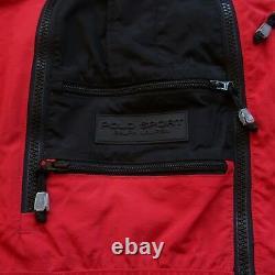 Vintage Polo Sport Ralph Lauren Ski Tech Jacket Size S Hi