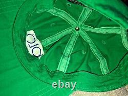Vintage Ralph Lauren Polo Cap Hat RL Rare 1990s long bill Stadium Pwing Snow Be