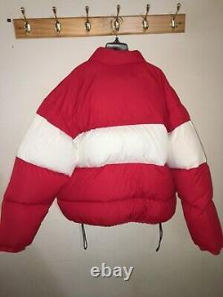 Vintage Ralph Lauren Polo Sport Arctic Challenge Puffer Jacket Size Large