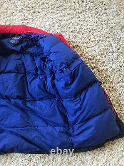 Vintage Ralph Lauren Polo Suicide Ski Down Jacket Large 1992