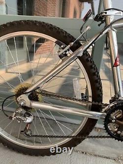 Vtg Polo Sport Ralph Lauren Mountain Bike Bicycle 17 Aluminum Frame USA RARE